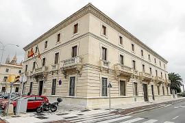 Wird hier von Mitte 2015 an das Museum untergebracht? Der alte Sitz der Hafenbehörde in Palma.