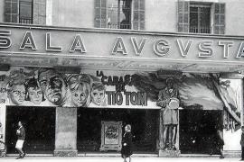 Das Agusta-Kino in Palma de Mallorca.