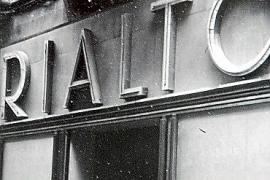 Das ehemalige Rialto-Kino in Palma de Mallorca.
