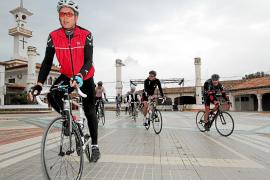 Fahrradtouristen erwecken Mallorcas Dörfer aus dem Winterschlaf