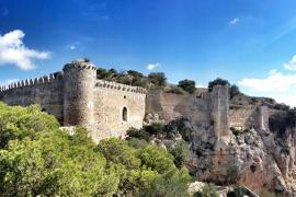 Burg Santueri ab 8. März zugänglich