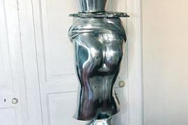 Skulptur von Stefan Lundgren.