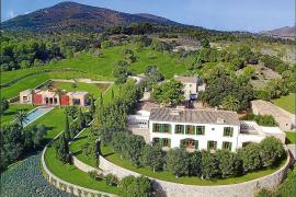 Boris Becker konnte sein Landhaus bei Artà erst nach einem Teilabriss legalisieren.