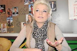 """""""Es macht mir sehr viel Spaß hier auf der Insel"""" - Dschungelkönigin Melanie Müller beim MM-Interview im Restaurant """"Zur Krone"""" a"""