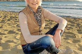 """""""Endlich wieder auf Mallorca ..."""" Melanie Müller genoss die Sonne an der Playa de Palma."""