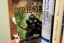 Palmas Stadtbibliothek verleiht auch deutsche Bücher