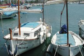 Der Sporthafen von Portitxol.