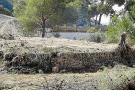 Baustopp in Camp de Mar