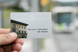 "Palmas Bürgerkarte ""Targeta Ciutadana"""