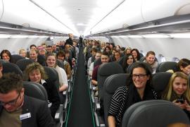 Rund 200 Reisebüromitarbeiter aus Deutschland und den Niederlanden besuchten Mallorca.