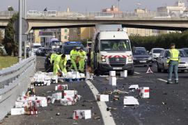 Alkohol-Chaos auf der Vía de Cintura