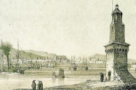 Der Leuchtturm von Portopí ist im Jahr 1300 erstmals urkundlich erwähnt.
