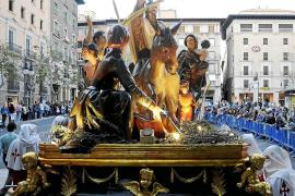 Semana Santa ohne Extravaganzen