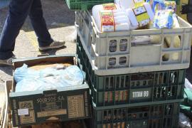 Verdorbene Lebensmittel beschlagnahmt