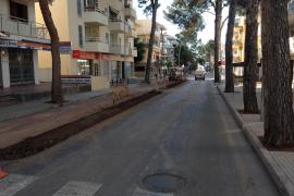 Streit um Radweg in Cala Millor
