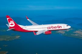 Air Berlin mit mehr Passagieren im April