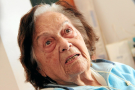 Wie Eloina Rapp die Blockade von Leningrad überlebte