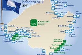 Mehr blaue Flaggen für Mallorca