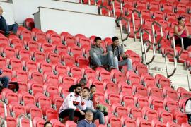 Real Mallorca vor Absturz in dritte Liga