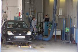 Inspección Tecnica de Vehículos (ITV) auf Mallorca.
