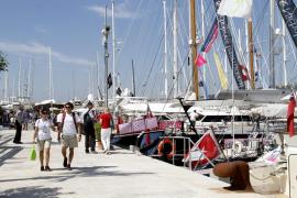 Hafenausbau für Boatshow Palma 2015 geplant