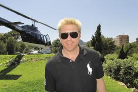 Becker stoppt Versteigerung seiner Finca
