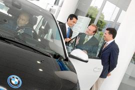 Ein BMW für die Balearen-Regierung