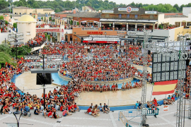 WM-Schauen als Mallorca-Event