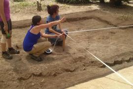 Erstmals Grab aus Bürgerkrieg geöffnet