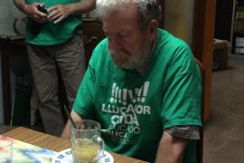Jaume Sastre beendet Hungerstreik
