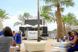 Neu ist zudem das Café del Mar (r.) im Hotel Sol Wave House, das Ibiza-Feeling nach Magaluf bringt.