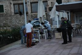 Österreicher stirbt am Strand in Peguera