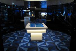 """An Bord der """"Mein Schiff 3"""" befindet sich das weltweit erste maritime Museum auf See."""