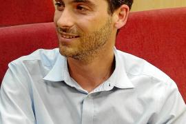 Der mallorquinische Betriebswirt Vicenç Ferrer arbeitet in New York. Er vermittelt spanischen Firmen mit US-Interessen Kunden un