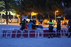 """Tödliches """"Würgespiel"""" am Strand von Alcúdia"""