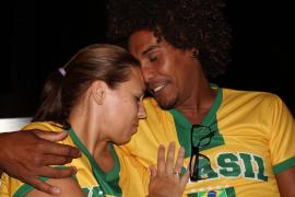 Für die Brasilianer ist der Traum vom Titel im eigenen Land geplatzt.