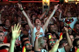 Mallorca feiert die Weltmeister