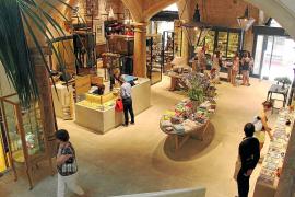 Der Altstadtpalast in Palma de Mallorca wurde von Grund auf renoviert.
