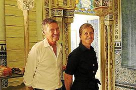 Klas Kall und Barbara Bergman haben sich für Mallorca entschieden.