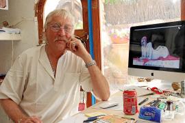 Ob Karikatur, Bild oder Skulptur: Schwizgebel möchte einfache, ehrliche Kunst machen.