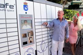 Mallorcas erster Strandsafe eingeweiht