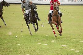 60 Pferde wurden für das Turnier nach Mallorca gebracht.