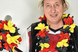 Mallorca-Star Schäfer Heinrich setzt ebenfalls auf den Gaucho-Tanz.