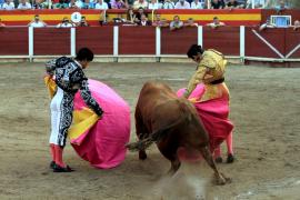 Muro ist eines der Stierkampfzentren auf Mallorca.