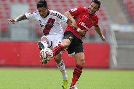 Mallorca spielt 1:1 gegen Nürnberg