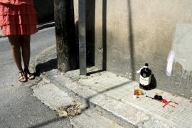 Schwarze Magie in Palmas Gomila-Viertel