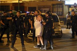 Wieder Unruhen in Palmas Problemviertel