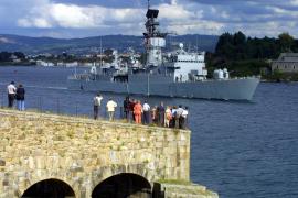 "Fregatte ""Baleares"" wird verschrottet, nicht versenkt"