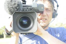 Dreharbeiten für die aktuelle RTL-Reportage am Montag, 1. September, um 21.45 Uhr.