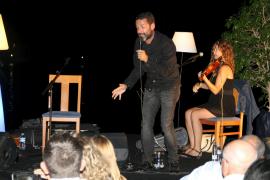 Sänger und Freund der Royals: Jaume Anglada.